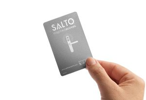 Salto Cards and Fobs for Access Control Systems and RFID Readers