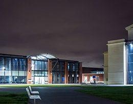 Access Control Swansea Bay campus