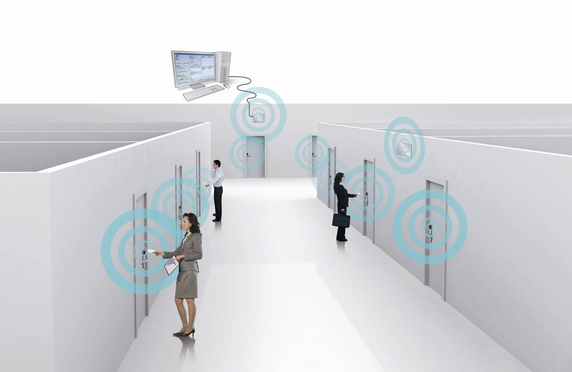 Salto Wireless Lock Tech Systems