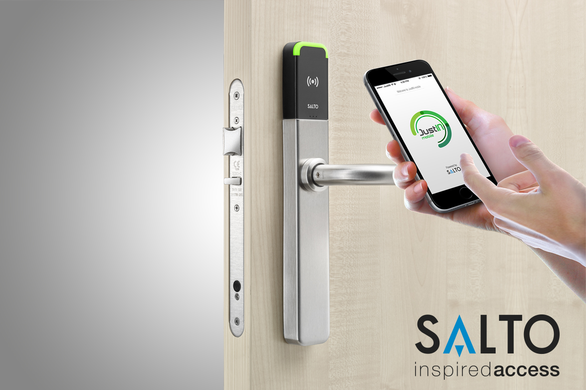 Salto Mobile Solutions Lock Tech Systems
